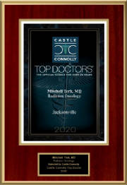 Castle Connolly Regional Top Doctor 2020 - Mitchell Terk, MD