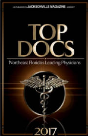 Mitchell Terk, MD: Awarded Jacksonville Magazine's Top Doctors 2017