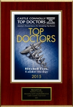 Mitchell Terk - 2015 Castle Connolly Top Doctor's Award