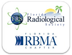 Florida Radiological Society & Florida RBMA banner
