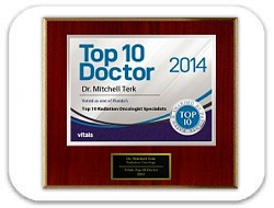 Mitchell Terk, MD - Top 10 Doctor's Award 2014
